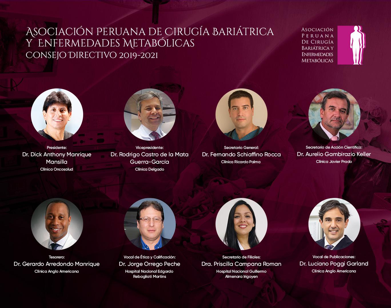 consejo directivo 2019-2021