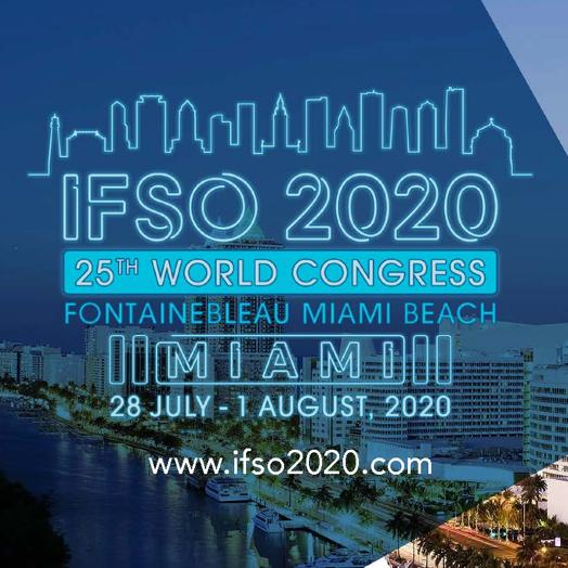 25th World Congress - IFSO 2020
