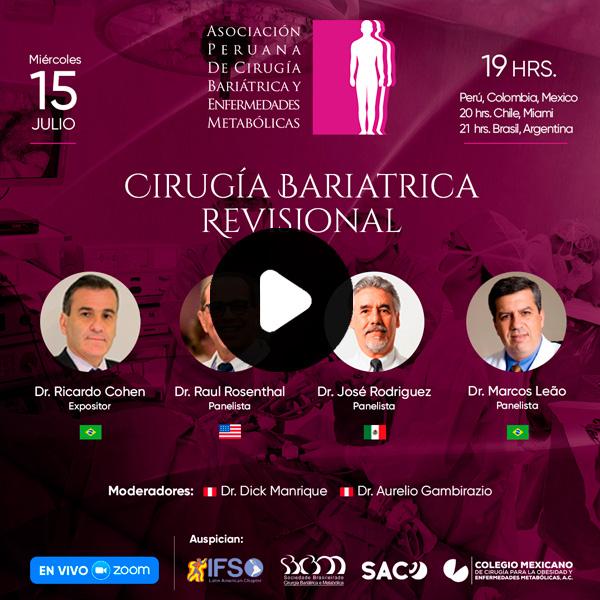 Cirugía Bariatrica Revisional
