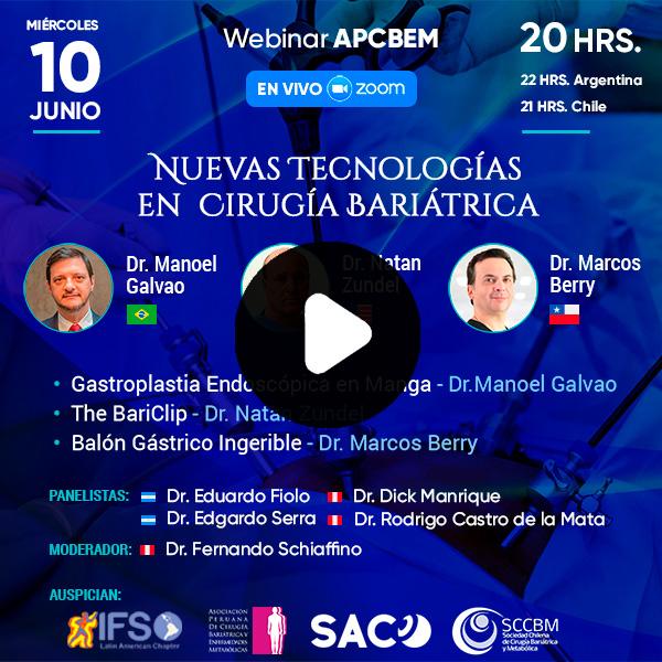 Nuevas Tecnologías en Cirugía Bariátrica